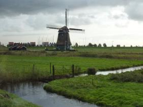 Herfst in Friesland oktober 2010