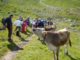 Wandelvakantie Vorarlberg juli 2011