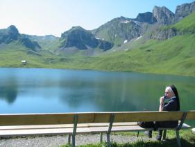 Wandelvakantie Zwitserland (juli 2008)