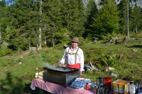 Het Salzburgerland augustus 2011
