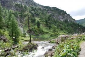 Wandelvakantie Salzburgerland (augustus 2009)