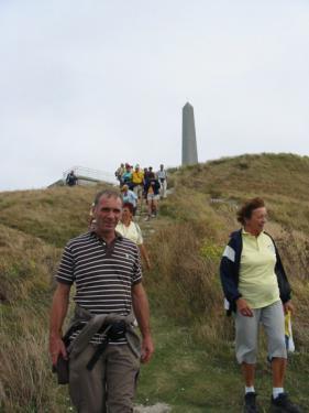 Wandelweek Cote D'Opale met Cracks Wolvertem (september 2009)
