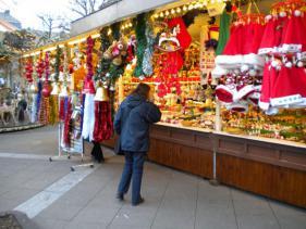 Kerst in het Zwarte Woud 2009