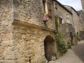 Gorges du Tarn - Aveyron  augustus 2014
