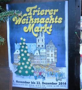 Kerst aan de Moezel  december 2016