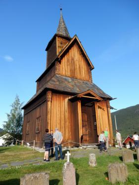 Wandelvakantie Noorwegen  juli 2015
