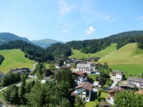 Wandelvakantie Tirol Wildschonau  juli 2015