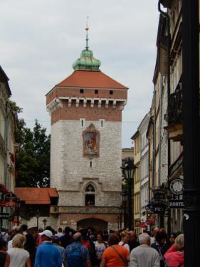 Polen  augustus 2016