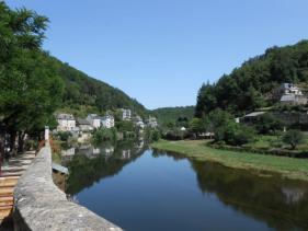Gorges Du Tarn en Averyon : Juli 2017