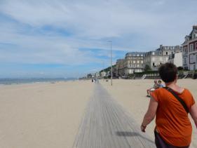 Wandelvakantie Normandie  juli 2016