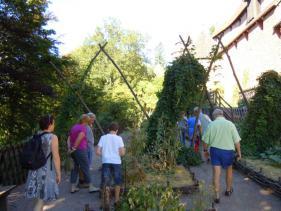 Wandelvakantie Elzas  augustus 2012