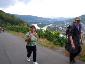 Moezel met Zennetrotters  september 2012