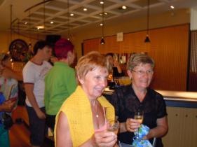 Champagne met Cracks Wolvertem  juni 2013
