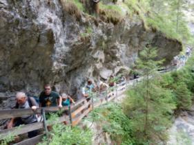 Wandelvakantie Tirol Berwangertal : juli 2018