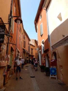 Wandelen en genieten Provence : augustus 18