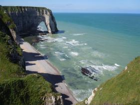 Wandelvakantie Normandie Cracks Wolvertem  juni 2014