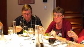 Lorraine en Gerardmer  oktober 2014