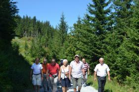 Salzburgerland  augustus 13