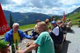 Salzburgerland met Cracks Wolvertem  juni 2016