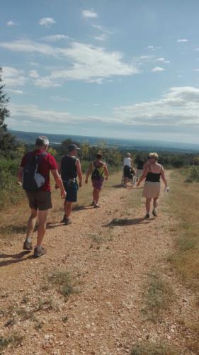 Provence met Cracks Wolvertem : juni 2017