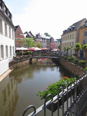 Luxemburgse Moezelvallei : juni 2014