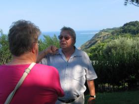 Adriatische Riviera  september 2013