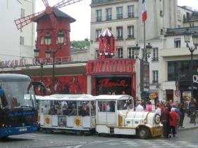 Citytrip Parijs  april 2014