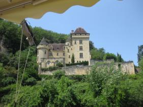 Perigord en Dordogne  juni