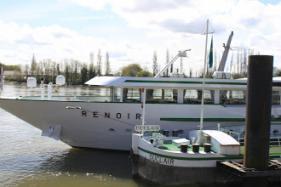 Cruise op de Seine  april