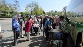 Moeders verwen weekend : mei 2017