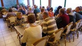 Gastronomisch weekend Normandie  oktober 2015