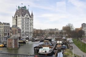 Voorzittersreis Rotterdam  maart 2014