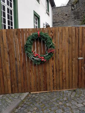Kerst aan de Rursee 2018