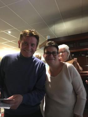 Jubileumuitstap november 2019 met Luc Steeno
